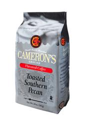 Cameron's Toasted Southern Pecan Ground Flavored Coffee - 10 oz