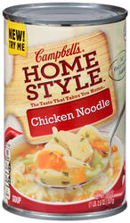 Campbells Homestyle Chicken Noodle