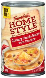 Cambells Creamy Chicken Bisque
