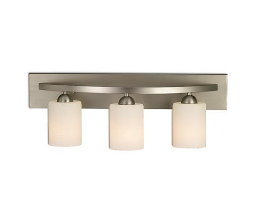 Bathroom Vanity Lights At Menards : Patriot Lighting Bentley 3-Light GU24 24