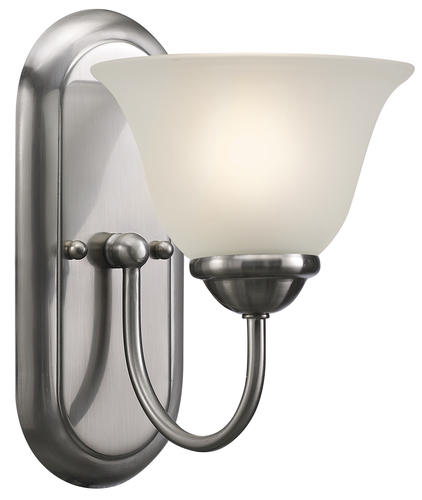 Menards Indoor Wall Sconces : Patriot Lighting Irelyn 1-Light 9.78
