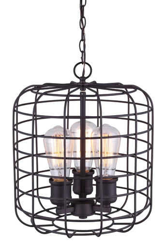 Patriot Lighting Afton Oil Rubbed Bronze 12 3 Light Pendant Chandlier