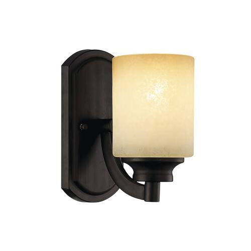 Menards Indoor Wall Sconces : Patriot Lighting Warren 1-Light 8.25