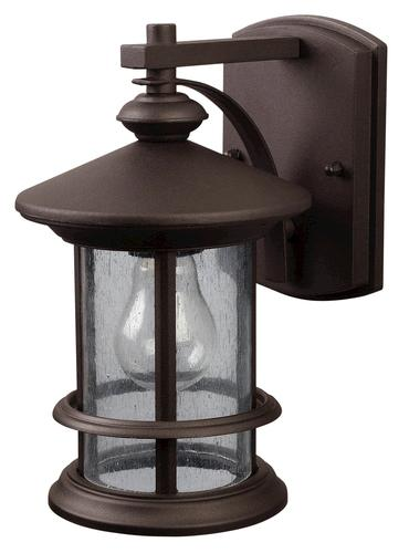Patriot Lighting Treehouse 1 Light Oil Rubbed Bronze Outdoor Down