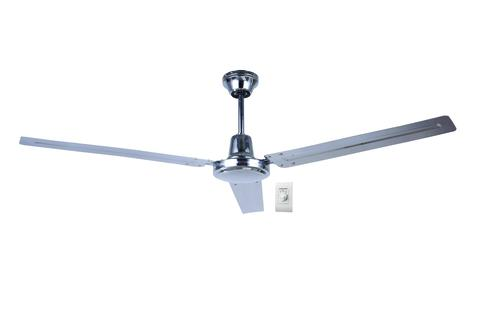 Canarm Ltd Canarm 56 Quot Chrome Commercial Ceiling Fan With