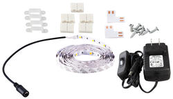 Patriot Lighting® 9.8' Flexible LED Tape Light, Bright White Light for Undercabinet and Accent Lighting