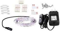 Patriot Lighting® 16.4' Flexible LED Tape Light Bright White Light for Undercabinet and Accent Lighting