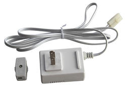 "Patriot Lighting® 60W 2.2"" 12V Plug in Transformer"