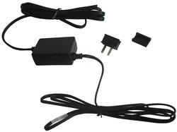 "Patriot Lighting® 60W 2.2"" 12V Plug in Black Transformer"