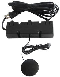 "Patriot Lighting® Dimmer 3-Level 1.97"" Black Touch Dimmer"