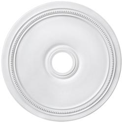 "Patriot Lighting® Pearl 24"" Ceiling Medallion"
