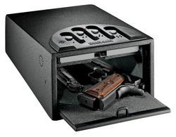 Cannon Gun MiniVault Standard with No-Eyes Keypad