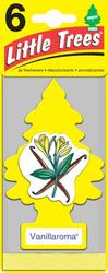 Little Trees® 6-Pack Vanillaroma® Air Freshener