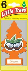 Little Trees® 6-Pack Coconut Air Freshener