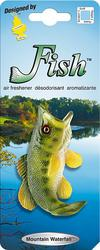 Bass Fish Air Freshener