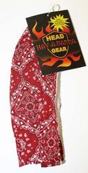 Paisley Red Hav-A-Danna