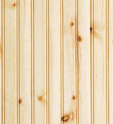 8' Solid Wood Rustic Trim & Save Interior Wall Planks - 6 pcs