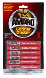 AMDRO® Gopher Gasser - Six Pack