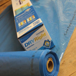 "52"" x 100' DryRight™ Kit - Adaptable moisture and air barrier"