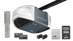 Chamberlain 3/4 HPS MyQ-Enabled Belt Drive Garage Door Opener with Battery Backup