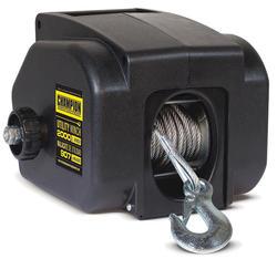 2,000 lb. 12-Volt Utility Winch Kit