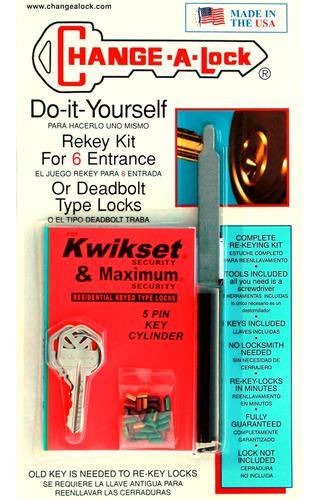 Rekeying Kit For 6 Kwikset Door Locks At Menards 174