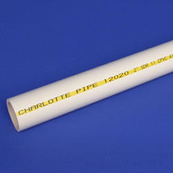 "CPVC CTS Plain End Pipe-3/4""x10'"