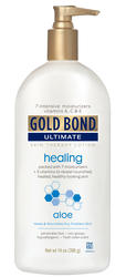 Gold Bond Ultimate Healing Skin Therapy Lotion - 14 oz