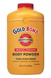 Gold Bond Original Strength Body Powder - 10 oz