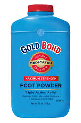 Gold Bond Maximum Strength Foot Powder - 10 oz