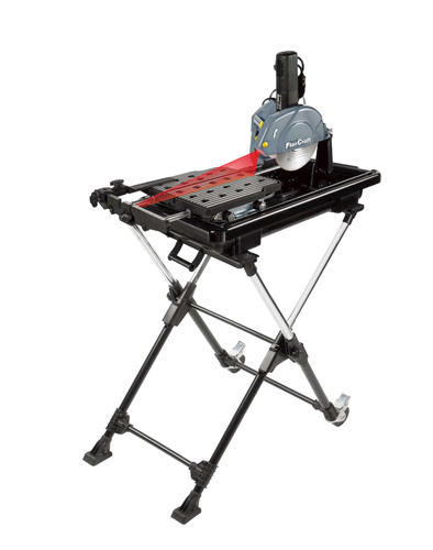florcraft tile saw with stand 7 u0026quot  at menards u00ae