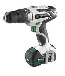 "Masterforce® FlexPower® 20-Volt 1/2"" Drill Kit with 2.0Ah Batteries"