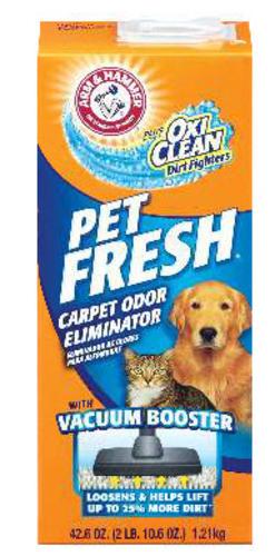 Arm Hammer Pet Fresh Carpet Odor Eliminator 42 6 Oz