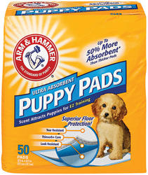 ARM & HAMMER™ Puppy Pads - 50 ct.