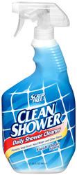 Scrub Free Clean Shower Daily Shower Cleaner