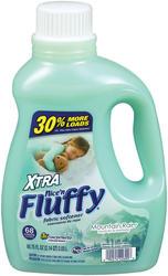 Xtra™ Nice 'n Fluffy™ Mountain Rain™ Fabric Softener - 68 Loads