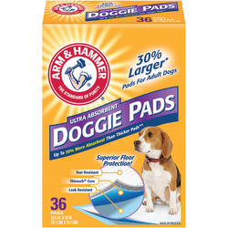 ARM & HAMMER™ Doggie Pads - 36 ct.