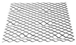 "ClarkDietrich 27"" x 96"" Dimpled Self-Furring Metal Lath"