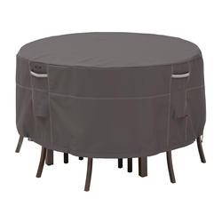 Ravenna Tall Round Table & 4 Tall Chair Set Cover