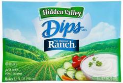 Hidden Valley® The Original Ranch® Salad Dressing and Seasoning Mix - 10 oz.