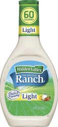 Hidden Valley® The Original Ranch® Light Dressing - 16 oz.