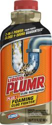 Liquid-Plumr Foaming Clog Fighter