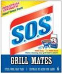 SOS Grill Mates