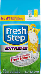 Fresh Step® Extreme Clay Cat Litter - 35 lb.