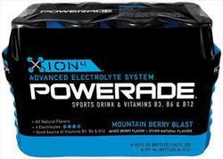 Powerade ION4 Mountain Berry Blast Sports Drink - 8-pk