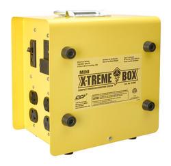 Coleman Cable Mini X-Treme Box™ Portable Power Distribution Center