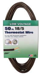 Coleman Cable 18-5, 50' Low Volt Cable