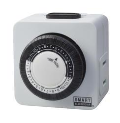 Smart Electrician Single Outlet Basic Indoor Timer