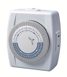 Smart Electrician Indoor 24 Hour Mechanical Timer