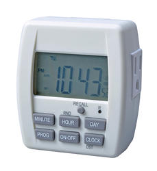 Smart Electrician Indoor 7-Day Digital Timer